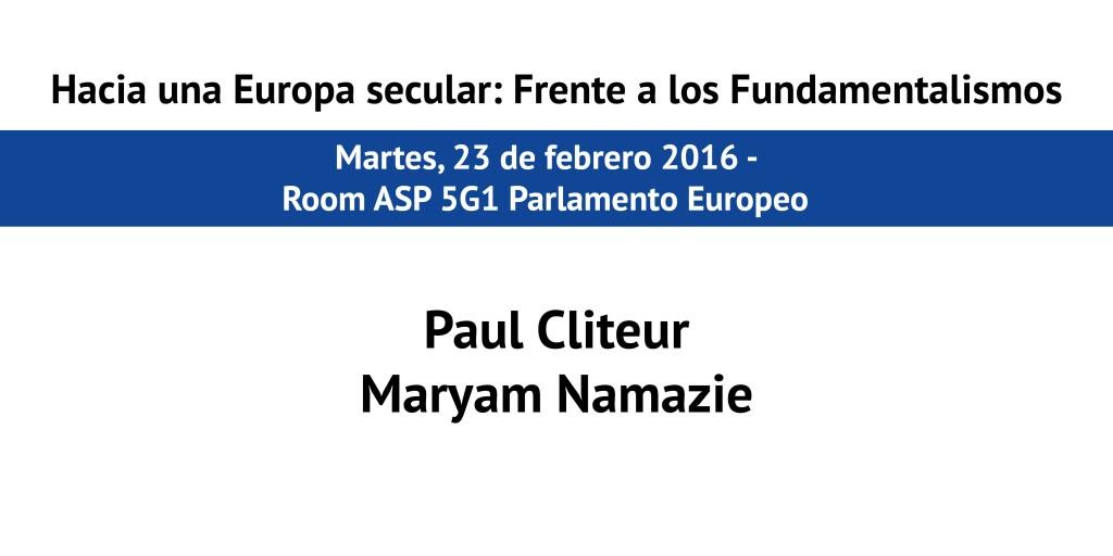 portada evento hacia una europa secular español