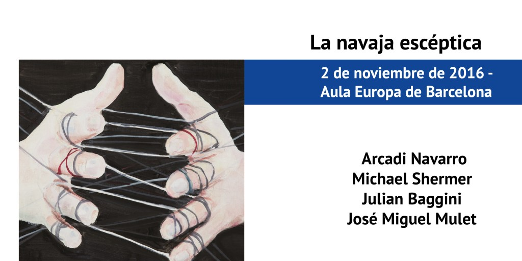 portada evento la navaja esceptica español