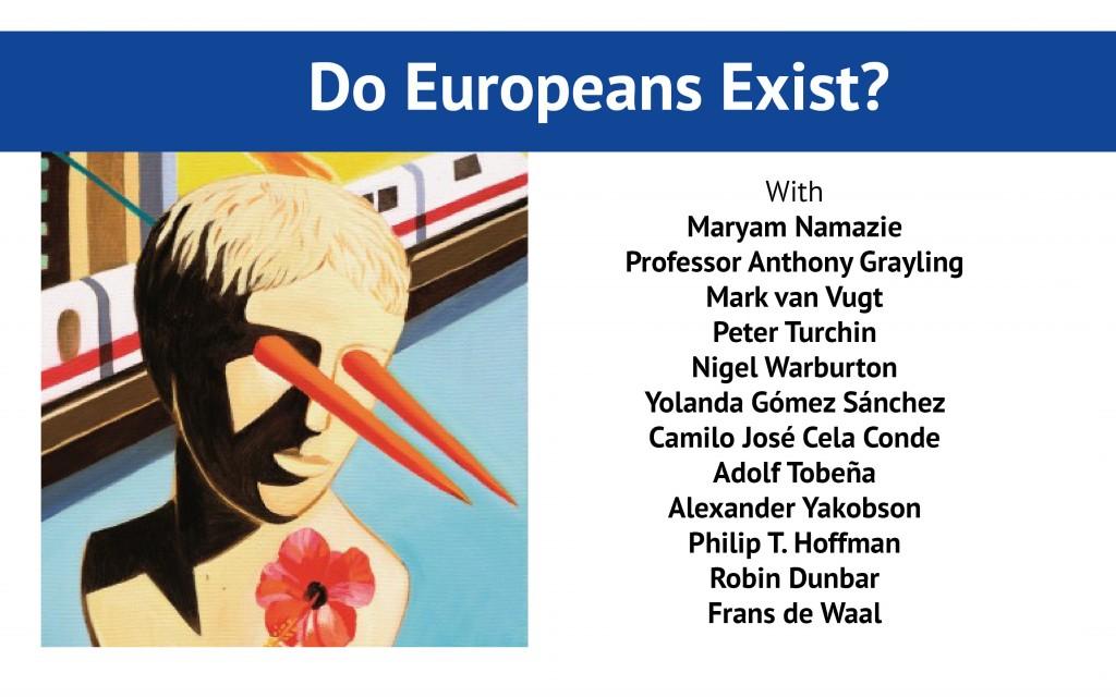 portada monografico Do Europeans Exist