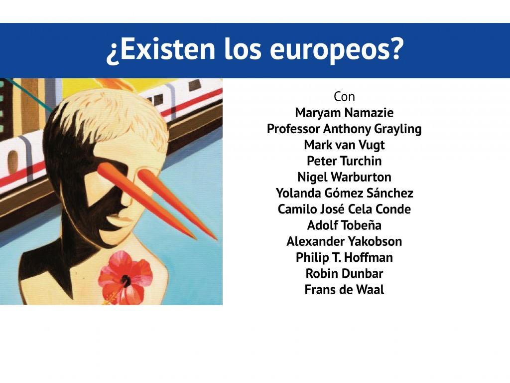 portada monografico existen los europeos