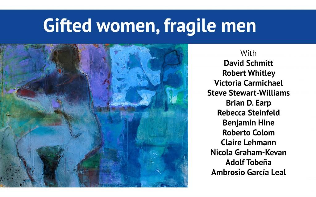 portada monografico mujeres fuertes hombres fragiles ingles